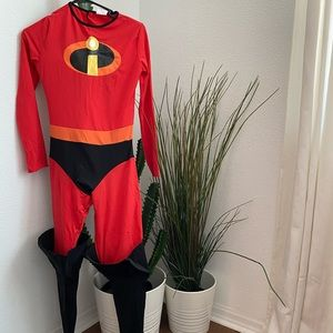 Women's Small Incredibles Elastigirl Costume